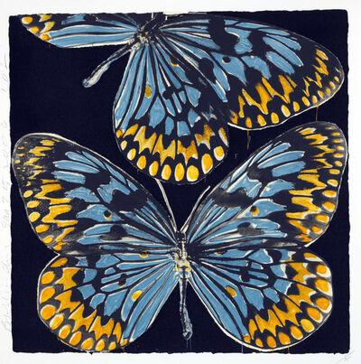 Donald Sultan, 'Monarchs, Jan 25, 2006', 2017