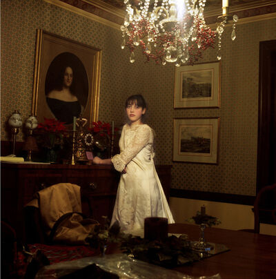 Jessica Todd Harper, 'Becky in the Dining Room', 2005