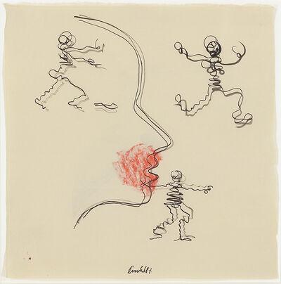 Rosemarie Trockel, 'Ohne Titel (Untitled)', 1987