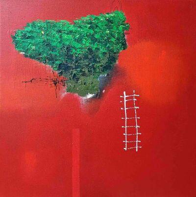 Sri Pramono, 'The way to Greenery', 2018