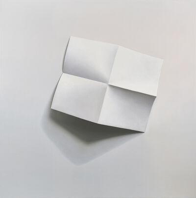 Alison Watt, 'Cartellino', 2017