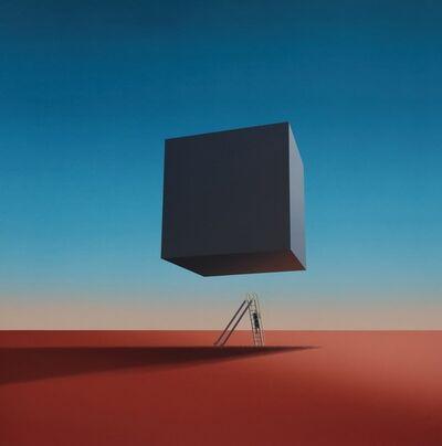 Mehdi Ghadyanloo, 'Abandoned Puzzle', 2017