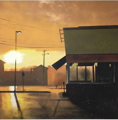 SPYK, 'Behind the Greenwood window', 2016