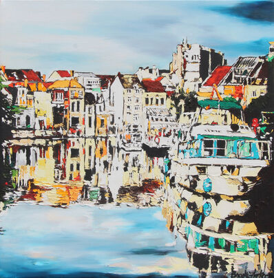 Brooke Harker, 'Reflections of Ghent', 2019