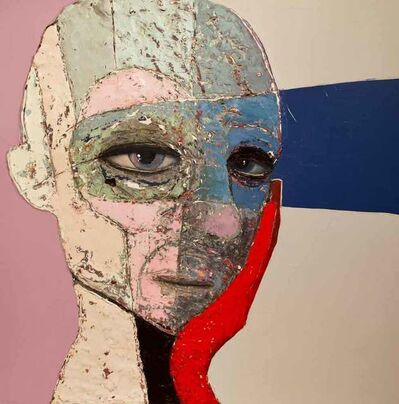 Sylvain Coulombe, 'A different vision', 2019