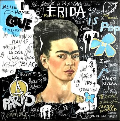 Sainte Fauste, 'Frida loves Paris', 2016