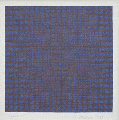 Ode Bertrand, 'Ogive I', 1987