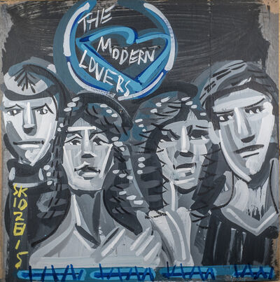 Steve Keene, 'The Modern Lovers', 2015