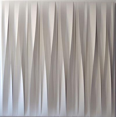 Pino Manos, 'Sincronico Bianco Luce', 2014