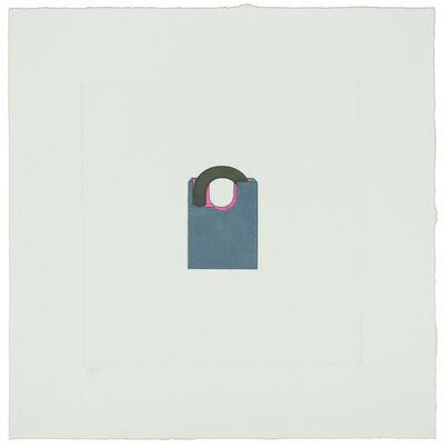Michael Craig-Martin, 'The Catalan Suite II - Padlock', 2013