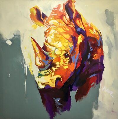 Dave Lavoie, 'Rhino Ex', 2018