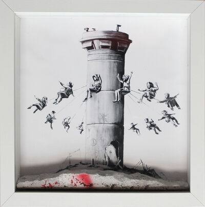 Banksy, 'Walled Off Hotel Box set', 2017