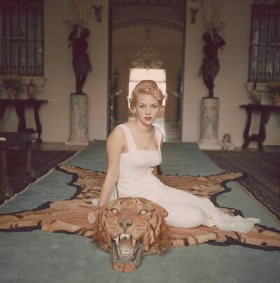 Slim Aarons, 'George Cameron, Beauty Beast', 1959