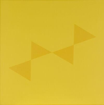 Jesús Matheus, 'Minimo amarillo', 2007