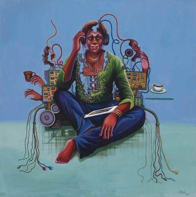 Monsengo Shula, 'Génération numérique', 2014