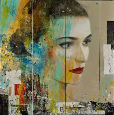 Francois Fressinier, 'Between the Lines', 2018