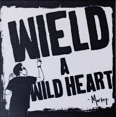 Morley, 'Wild Heart', 2018