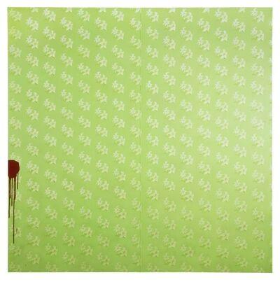 No Survivors, 'Red Series - Green No.3', 2013