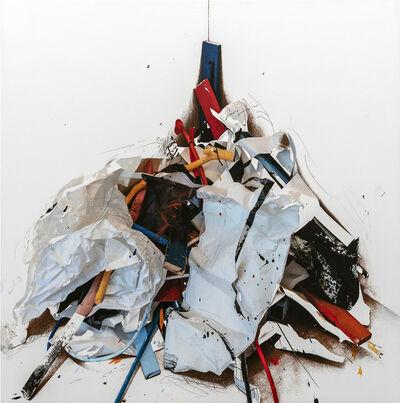 Andre Petterson, 'Corner Gust (2)', 2018