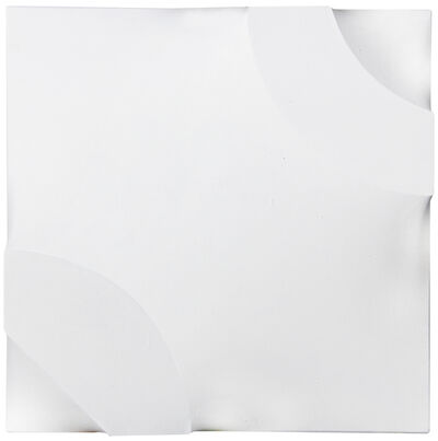 Michael Michaeledes, 'White relief', 1969