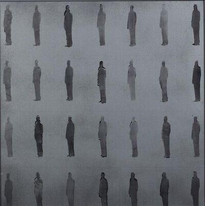 Renato Mambor, 'Untitled', executed in 1963