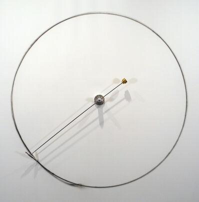 """Marley Dawson, 'Circle Work (rocket assist 75"""")', 2013"""