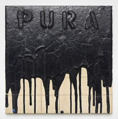 Sigfredo Chacón, 'Pura (Negra)', 1995/2004
