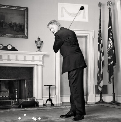 Martin Schoeller, 'President Bill Clinton', 2000