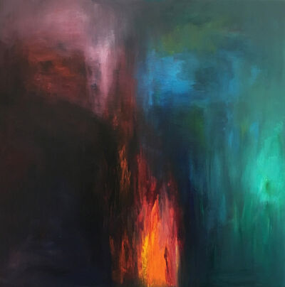 MD Tokon, 'No. 10 Fire & Rain ', 2019