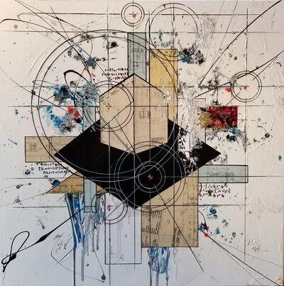 Étienne Gélinas, 'Composition 509', 2019