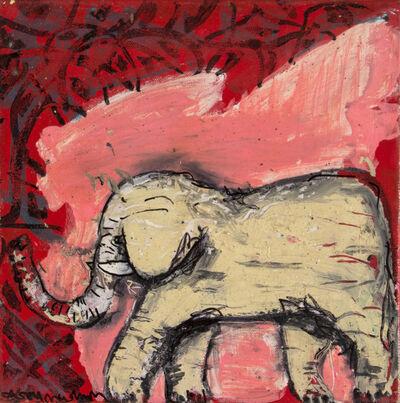 Casey McGlynn, 'Elephant on the Run ', 2019