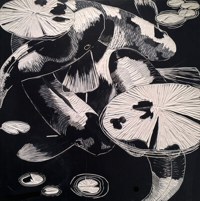 Frank Hyder, 'Frontier In Black + White No. 1', 2019