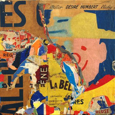 Pierre-Francois Grimaldi, 'Désiré Humbert', 2019