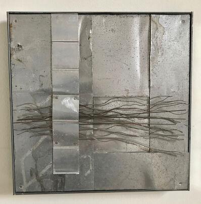 Kathleen Bennett Bastis, 'Aluminum Squared', 2012