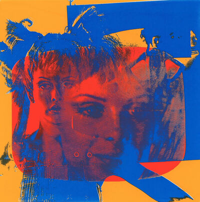 Bert Stern, 'Twiggy, Colors, Silkscreen', 1967