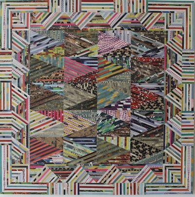 Felix Angel, 'Fabric of Lies', 2014