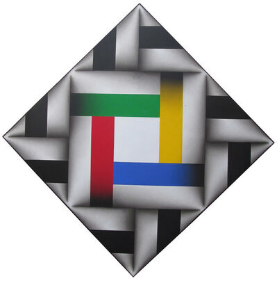 Omar Rayo, 'Luisa´s Toy ', 1991