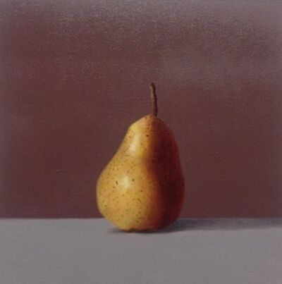 James Zamora, 'Complimented Pear', 2017