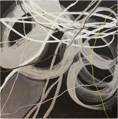 Rachelle Krieger, 'Silver Storm 1', 2014
