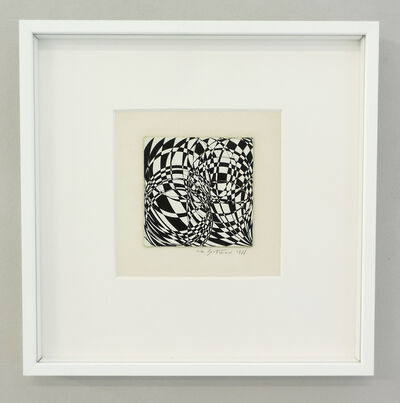 Ode Bertrand, 'Miniature', 1977