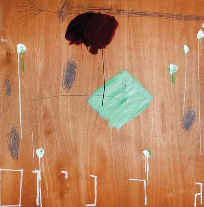 Raffi Lavi, 'Geranium', 1999