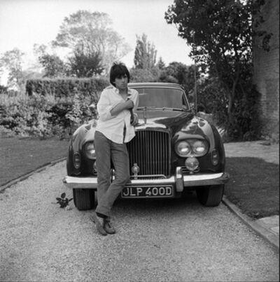 Gered Mankowitz, 'Keith Richards', 1966