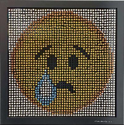 Efraim Mashiah, 'Emoji Screw Series - Crying Face', 2018