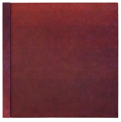 Karl Heinz Adler, 'Großer Farbkreis, benannt nach  dem 24-teiligen Farbtonkreis', 1996