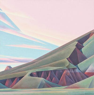Ed Mell, 'Dilkon Hillside', 1981