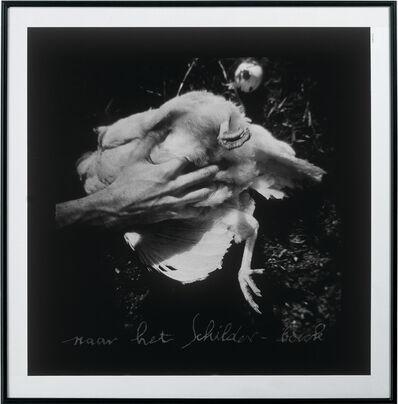 Jacky Redgate, 'The hen feeler #2', 1984