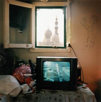 Denis Dailleux, 'Vue sur la mosquée al-Rifâi', 1998