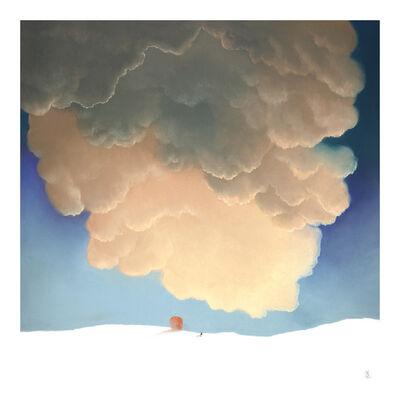 MacKenzie Thorpe, 'Over New Snow', 2021