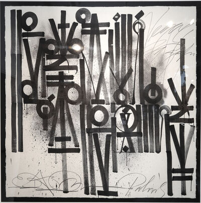 RETNA, 'Untitled', 2017