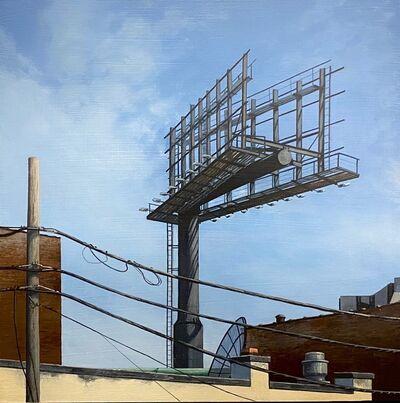 Christopher Burk, 'Bronx  Billboard'
